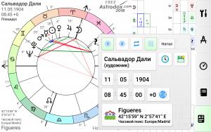 Астропрограмма на Android