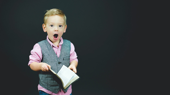 Ошибки в детском гороскопе (транскрибация)