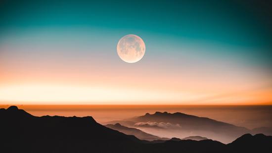 Прогрессии Луны